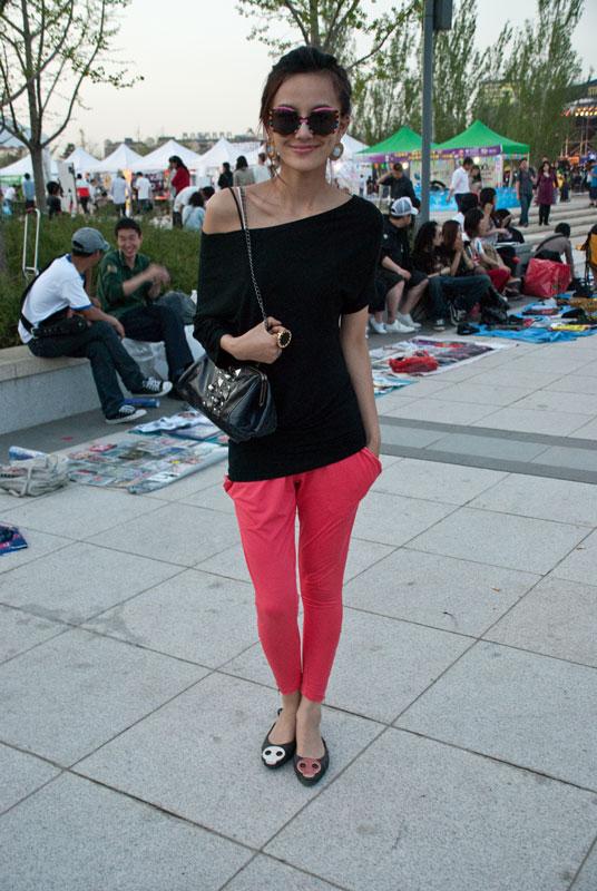 Pink Leggings Dress_Other dresses_dressesss