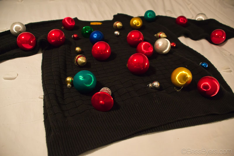 Ugly christmas sweater diy bess belleau byers bess belleau byers ugly christmas sweater diy solutioingenieria Gallery