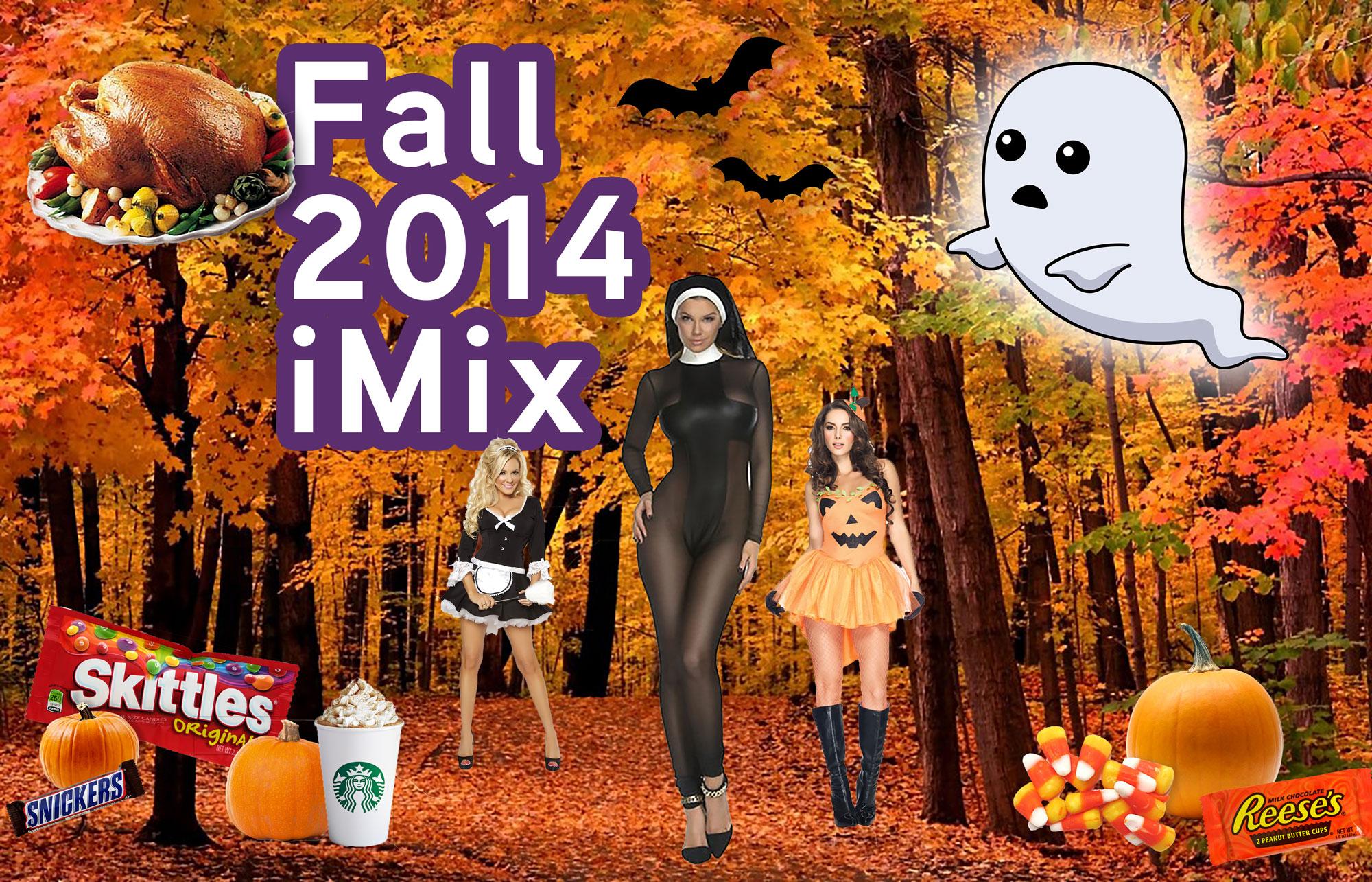 Fall-iMix