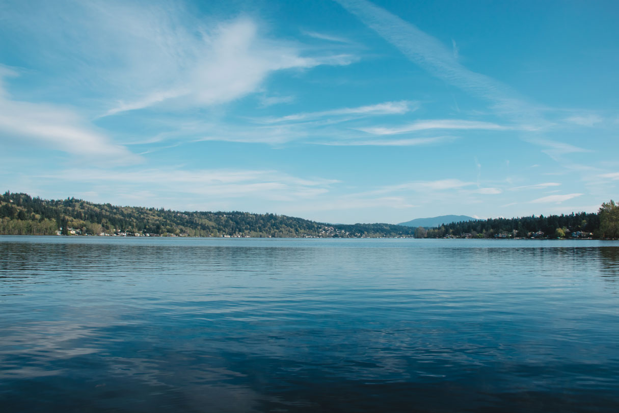 Bess Byers Lake Sammamish